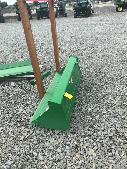 "2017 John Deere 57"" BUCKET Loader and Skid Steer Attachment"