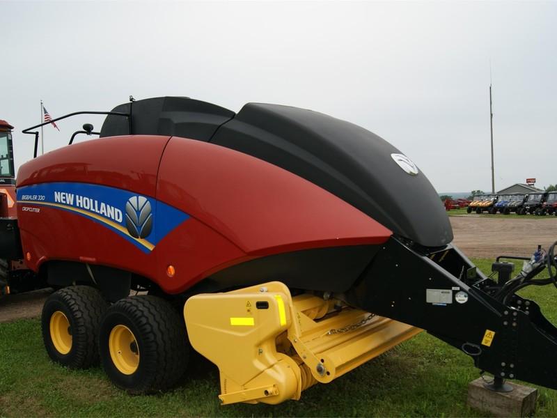 New Holland 330 Manure Spreader