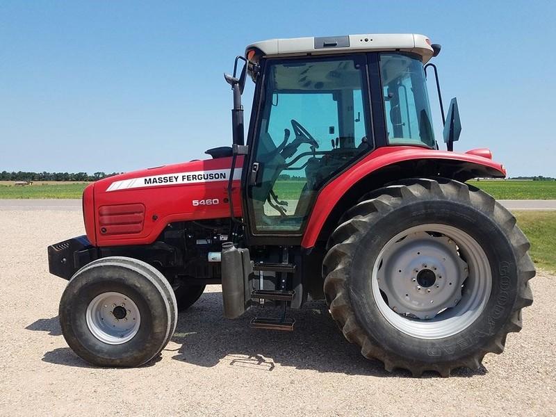 2008 Massey Ferguson 5460 Tractor
