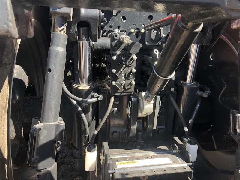 2018 Case IH Magnum 340 CVT Tractor