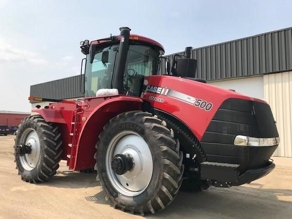2019 Case IH Steiger 500 HD Tractor