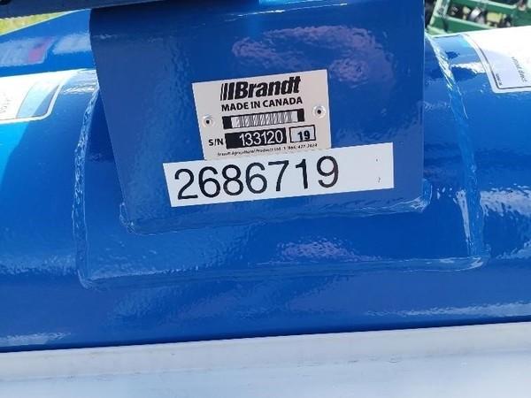 2019 Brandt 1545LP Augers and Conveyor