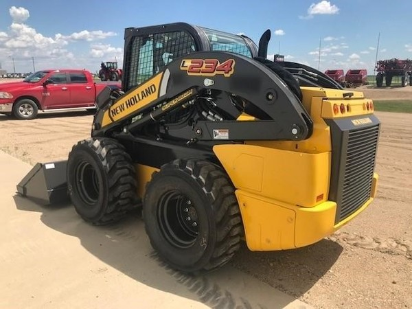 2019 New Holland L234 Skid Steer