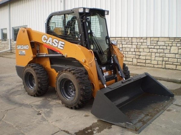 2020 Case SR240 Skid Steer