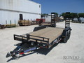 2019 LOAD TRAIL CH8316072 Flatbed Trailer