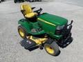 2009 John Deere X728 Lawn and Garden