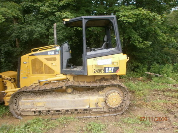 Used Caterpillar D5 Dozers for Sale   Machinery Pete