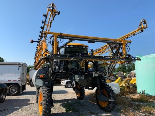 2015 Hagie DTS10 Self-Propelled Sprayer