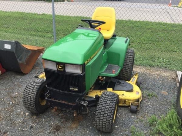 John Deere 445 >> 1998 John Deere 445 Lawn And Garden