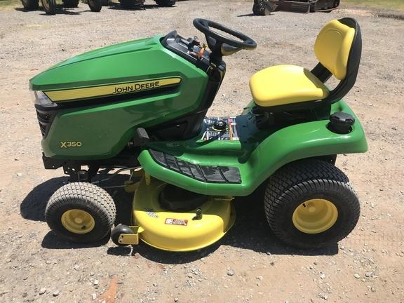 2018 John Deere X350 Lawn and Garden