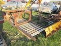 Custom Made Big Bale Loader and Skid Steer Attachment