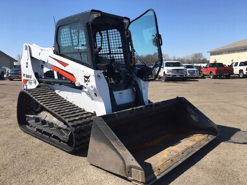 Used Bobcat T630 Skid Steers for Sale | Machinery Pete
