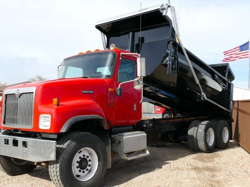 Grain Trucks For Sale >> Used Grain Trucks For Sale Machinery Pete