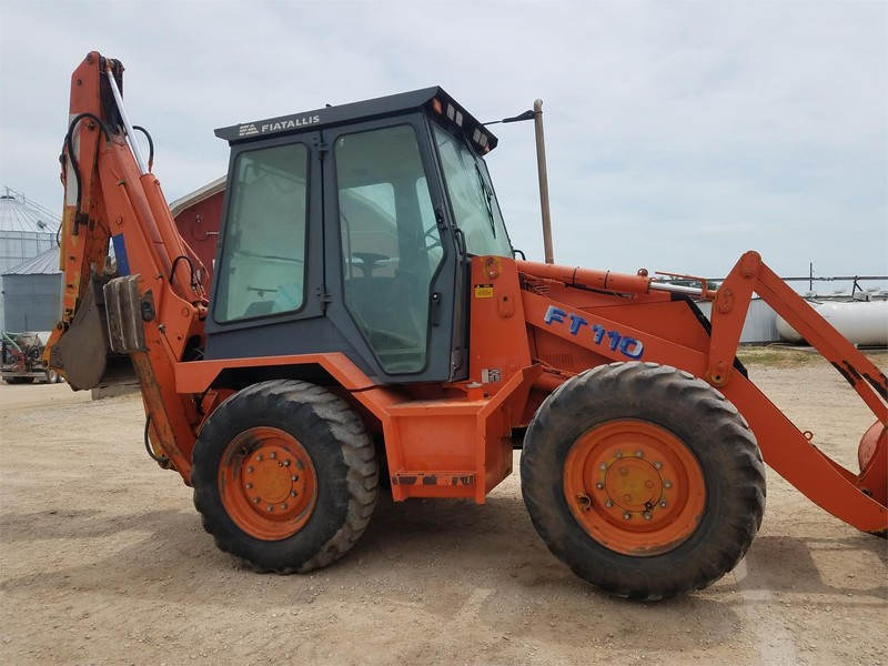 Used Fiatallis Construction for Sale | Machinery Pete
