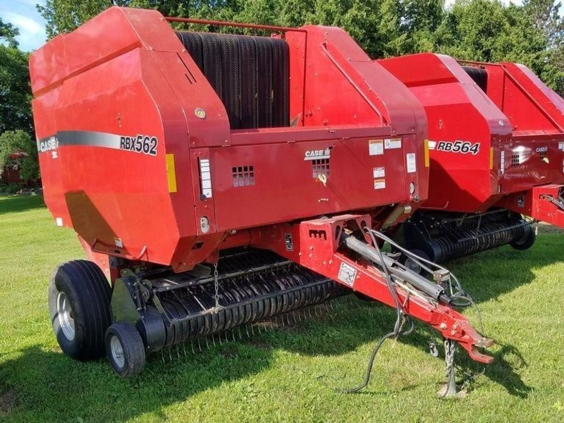 Used Case IH RBX562 Round Balers for Sale | Machinery Pete