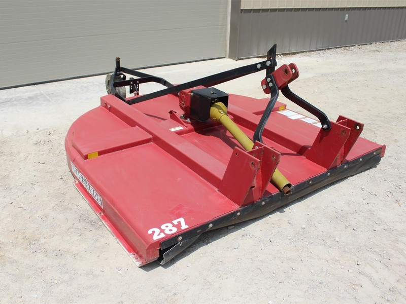 Used Bush Hog 287 Rotary Cutters for Sale | Machinery Pete