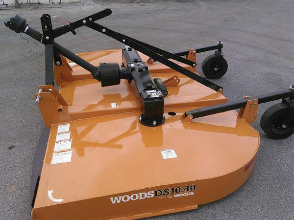 Woods DS10.40 Rotary Cutter