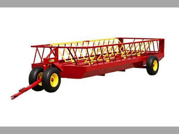 Farmco CF720DRB Feed Wagon