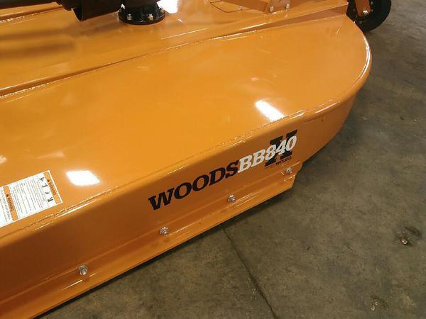 Woods BB840X Rotary Cutter