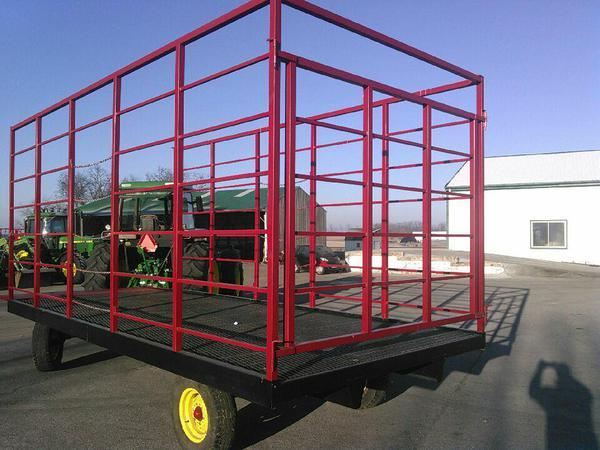 Farmco BW822WS Hay Stacking Equipment