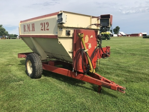 1990 RMH Rmh 212 Grinders and Mixer