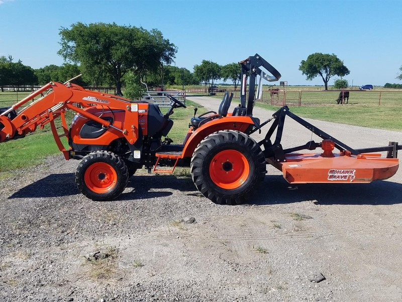 2016 Kioti CK3510HST Tractor