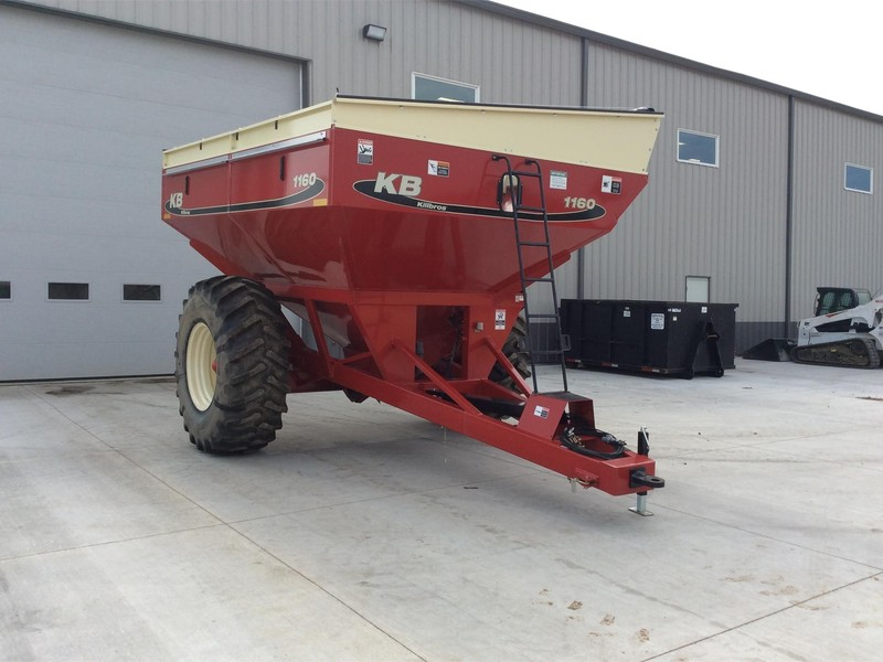 2019 Killbros 1160 Grain Cart