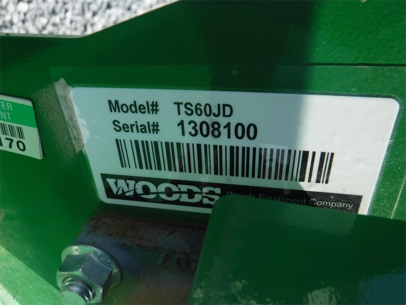 Woods TS60 Lawn and Garden