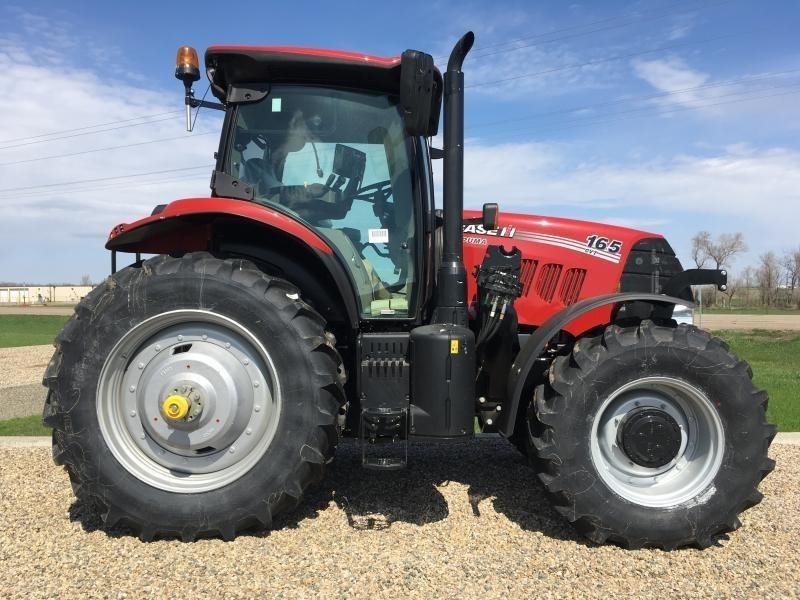 2019 Case IH Puma 165 CVT Tractor