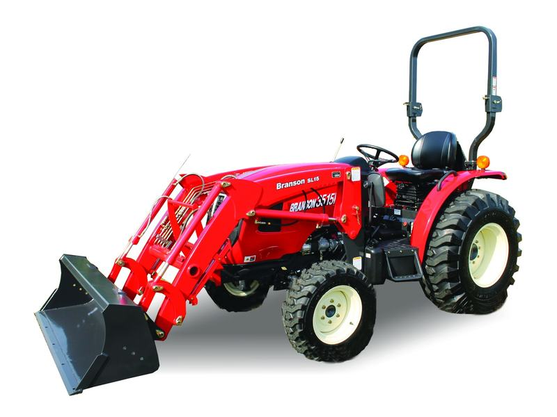 Used Branson Tractors Under 40 HP for Sale | Machinery Pete