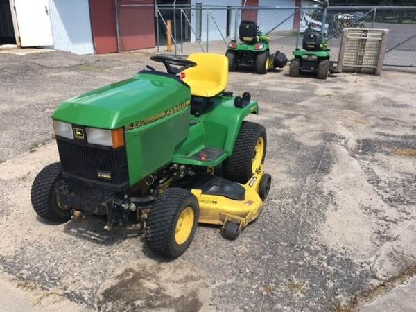 John Deere 425 Lawn and Garden for Sale | Machinery Pete
