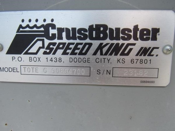 Speed King 2 Box Seed Tender