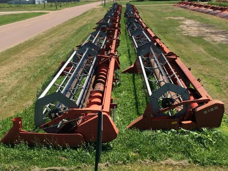 Massey Ferguson 9000 Platform