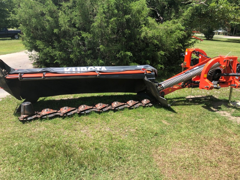 Used Kubota Disk Mowers for Sale | Machinery Pete