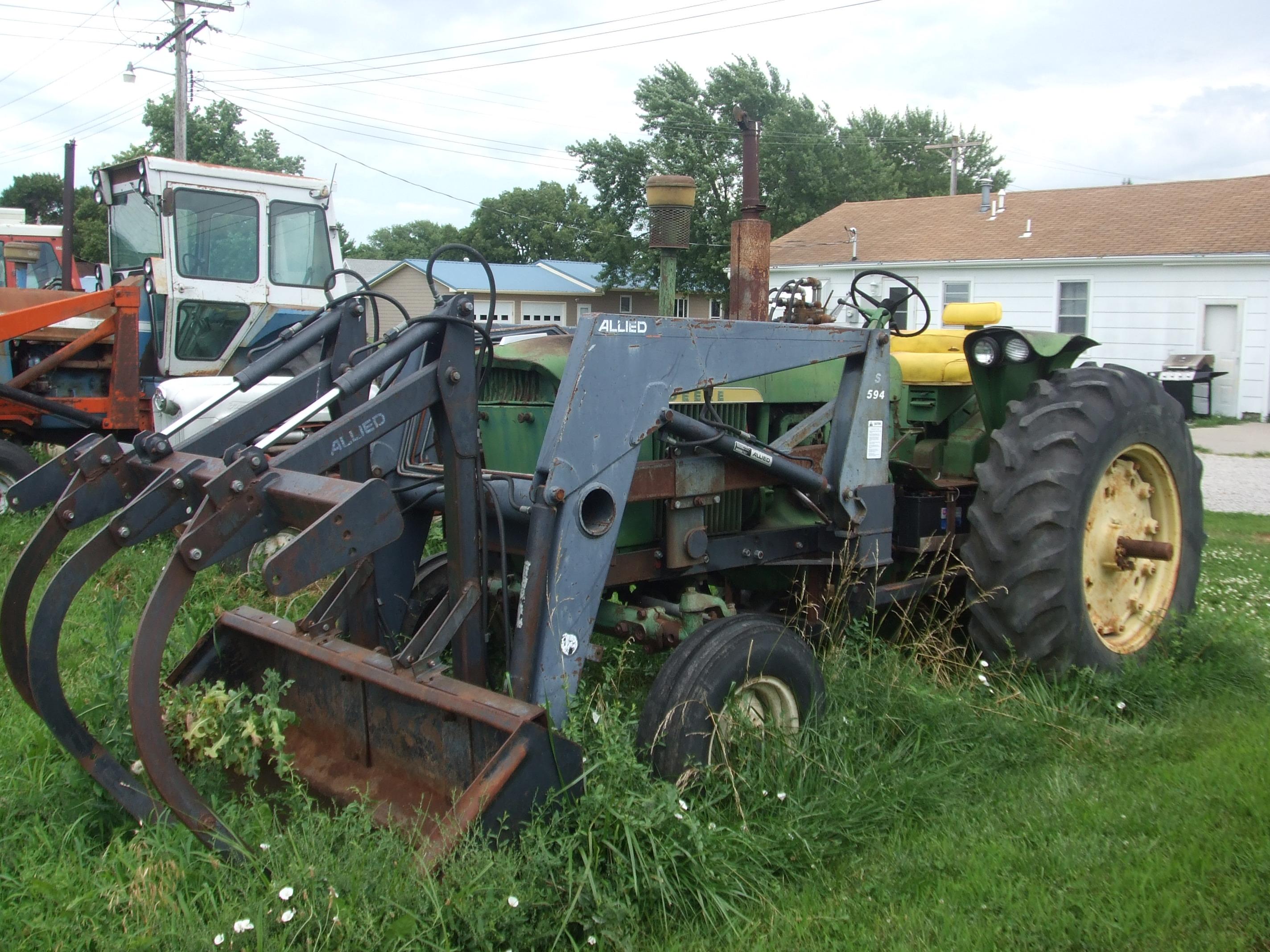 1962 John Deere 3010 Tractor