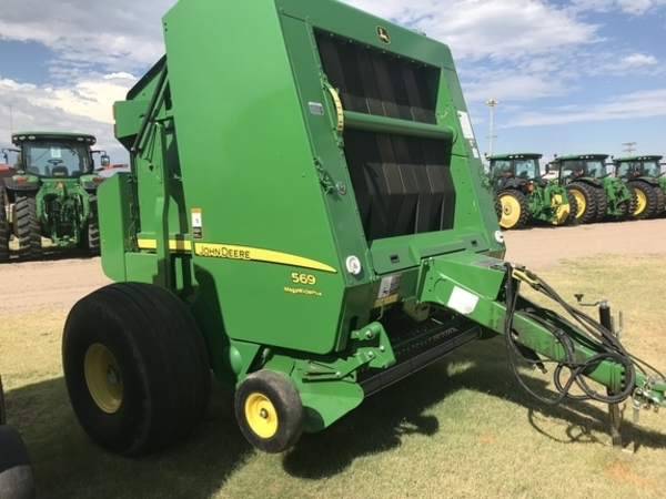 John Deere 569 Round Balers for Sale | Machinery Pete