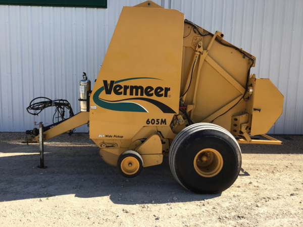 Used Vermeer Round Balers for Sale   Machinery Pete