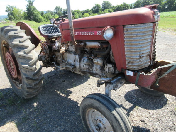 Used Massey Ferguson 65 Tractors for Sale | Machinery Pete