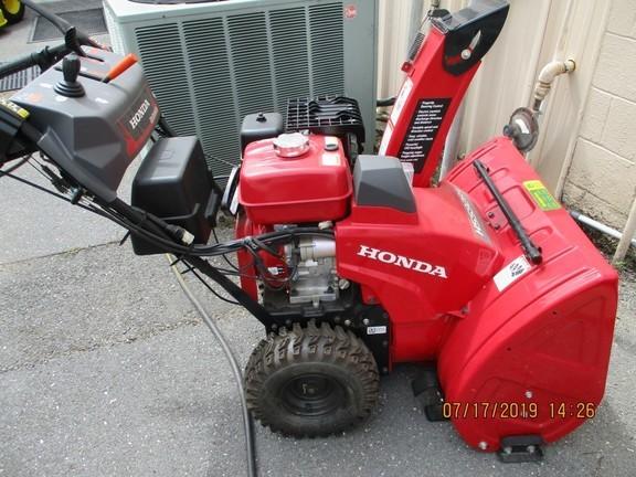 2017 Honda Blower Snow Blower