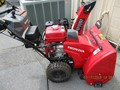 2017 Honda Blower Snow Blower