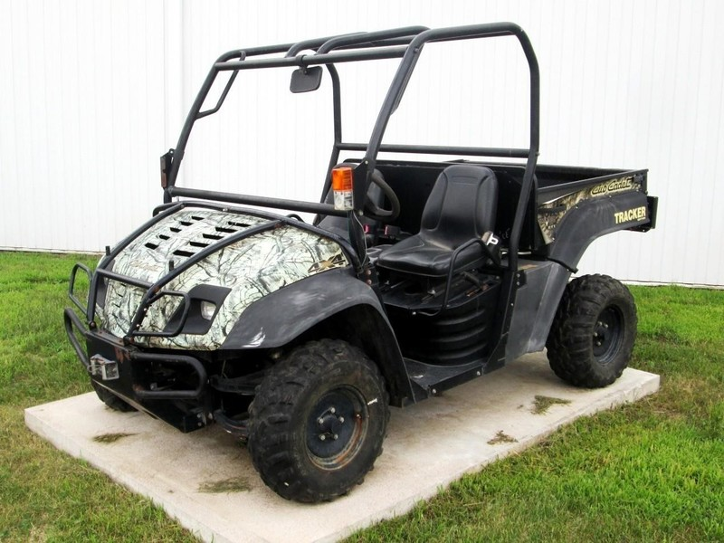 Used Cub Cadet Volunteer ATVs and Utility Vehicles for Sale