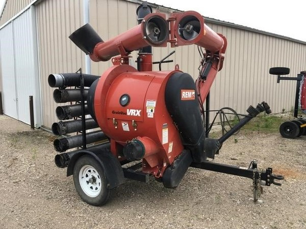 Used Rem Grain Vacs for Sale | Machinery Pete