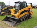 2015 Caterpillar 257D Skid Steer