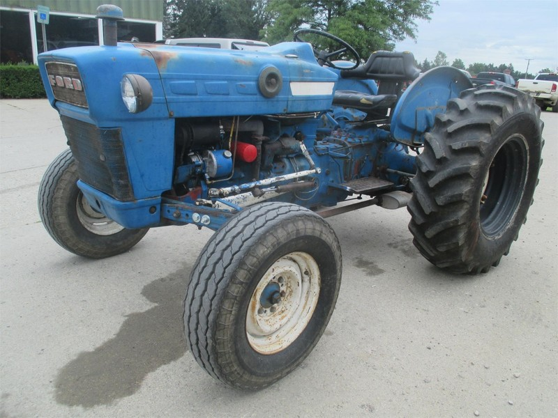 Used Ford Tractors for Sale | Machinery Pete