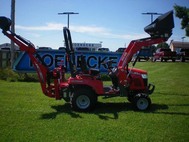 2019 Massey Ferguson GC1725M Tractor