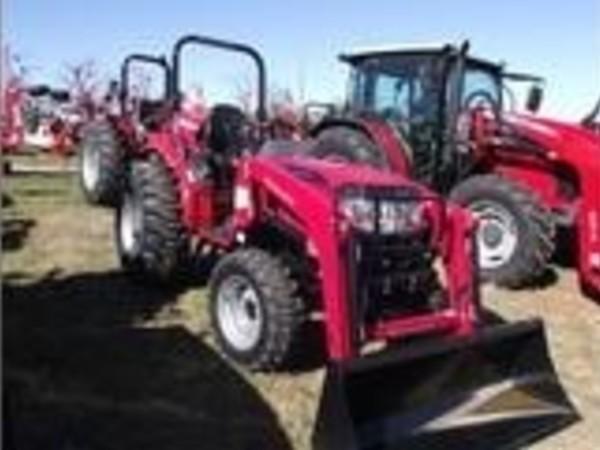 2018 Mahindra 1526 Tractor