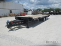 2019 B-B FB8X30TPT-40L Flatbed Trailer