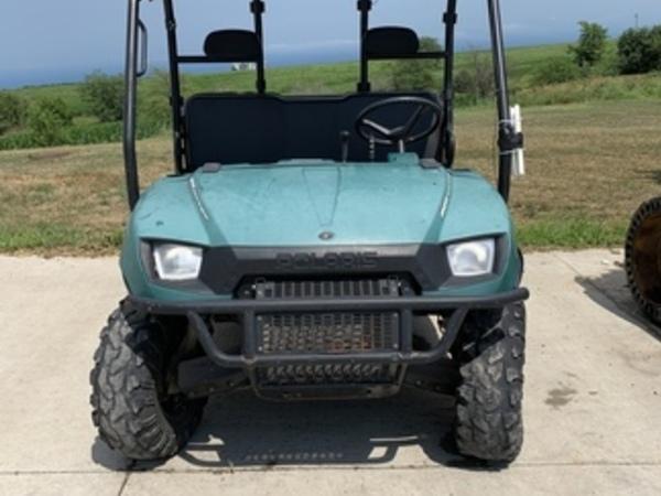2008 Polaris Ranger 500 ATVs and Utility Vehicle