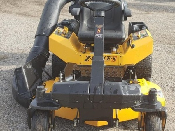 2009 Cub Cadet Z-Force S48 Lawn and Garden