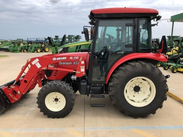 Used Branson Tractors 40-99 HP for Sale | Machinery Pete